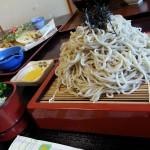 鳥取の吉野そばを食べて来ました